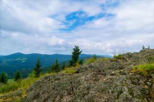 Over the hills and far away... II by Aenea-Jones
