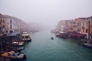 Foggy Venice X by Aenea-Jones