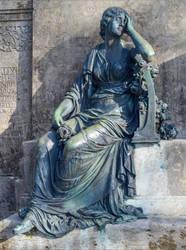 I mourn thy passing II by Aenea-Jones