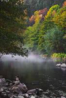 Season of mists and mellow fruitfulness II by Aenea-Jones