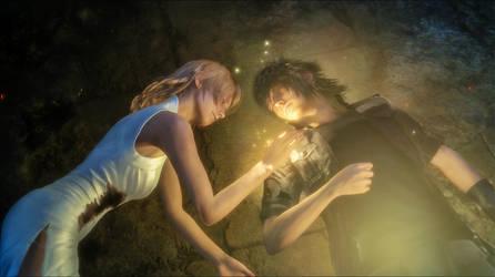 The Last of my Light by Aenea-Jones