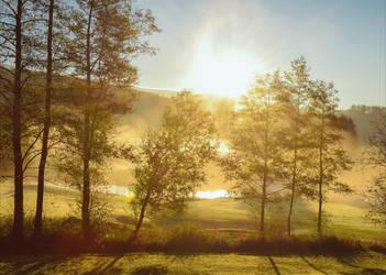 Golden Morning IV v2.0 by Aenea-Jones