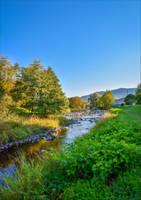 Where the River flows XVI by Aenea-Jones