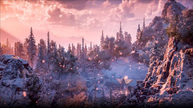 Horizon: Zero Dawn by Aenea-Jones