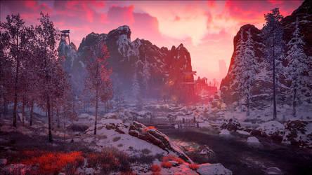 Horizon: Zero Dawn IV by Aenea-Jones