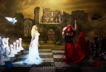 Shadowlight by shannalei