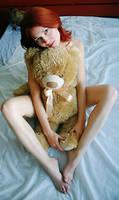 teddy bear by tatianavish