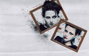 Kristen Stewart Wallpaper no.2 by asiula23