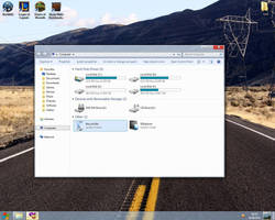 Windows 8 VS 'v1.1' Preview by Misaki2009