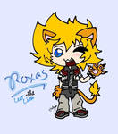 Roxas (Leo the Lion) by Miikage