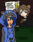 How Aatu and Faine met by Miikage