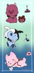 MYO Sluggles (Approved) by Miikage