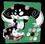 Pastel Rose Cookies Axolgooey MYO (Serenity) by Miikage