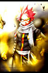 Fairy Tail 435 | Natsu Dragneel by Dezzso