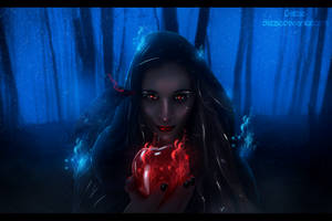 Tale of Snow White | Witch |  Dezzso by Dezzso