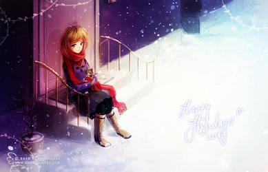 Winter's Warmth by kawaiihannah