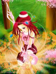 Kia Ryou - Kindom Hearts OC by kawaiihannah