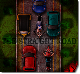 The Straight road by KshatriyaDesigns