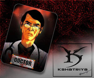 The Evil Doc by KshatriyaDesigns