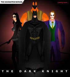 The Dark Knight - Animated by KshatriyaDesigns
