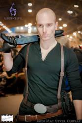 Jake Muller - Resident Evil 6 by John-MacGyver