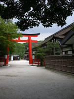 Shimogamo Approach by ArtLoDesigns