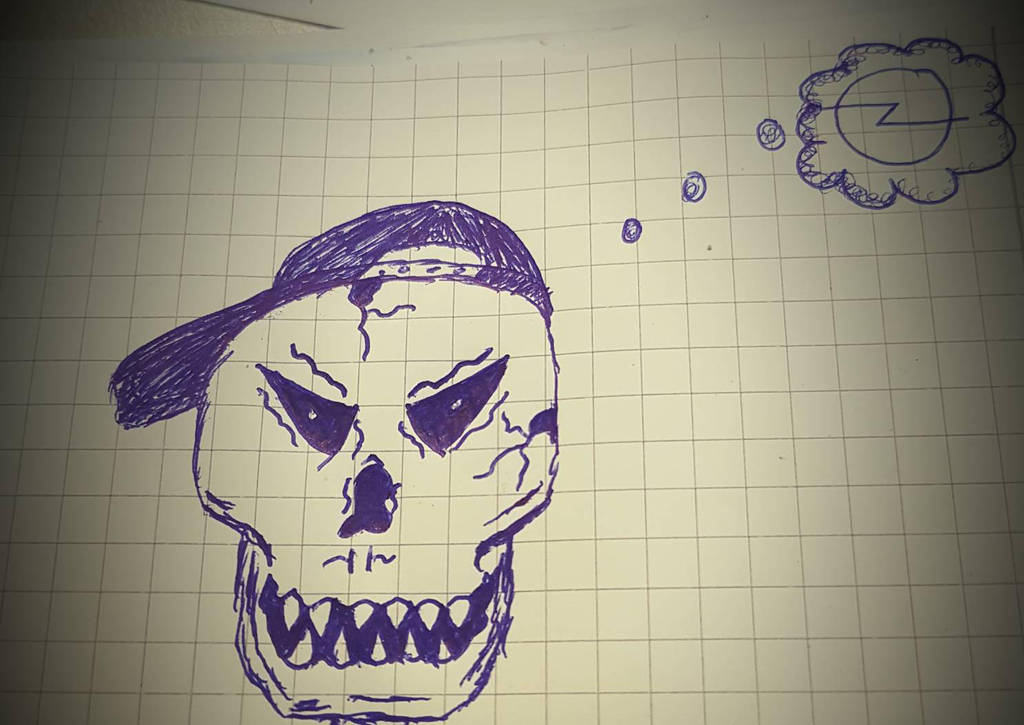 Skull 1 by ENDOSKELETON354