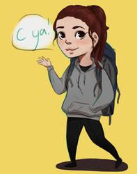 Me - C Ya! by Sofalein