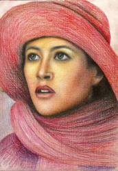 Sophie Marceau 3 by onpumi