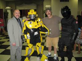 Evil Transformers by DesertReign