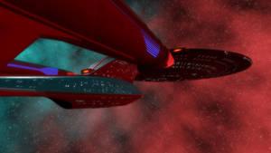 Approaching the Nebula by Fobok
