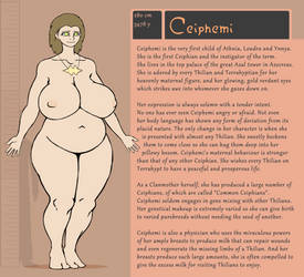 Character Bio (Ceiphemi) by SYRSA