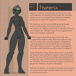 Character Bio (Hyperia) by SYRSA