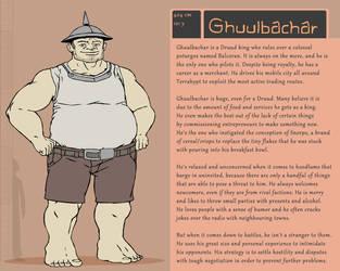 Character Bio (Ghuulbachar) by SYRSA