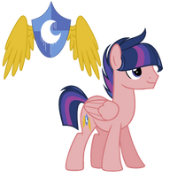 MLP FIH  Next Gen  Prince Magic Wings By Starlings by StarlingSentry
