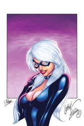 Black Cat Ink 5 by swave18 XGX by knytcrawlr