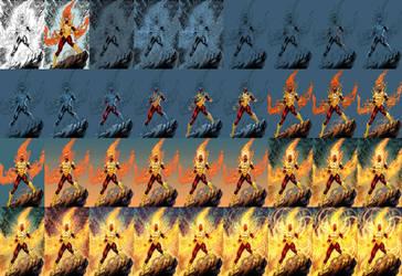 firestorm inks by benjonesart-d958k0x WALKTHROUGH by knytcrawlr