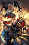 Suicide Squad By Syaf Inks Curiel XGX by knytcrawlr