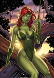 poison ivy by leomatos2014-dbu3i41 XGX by knytcrawlr