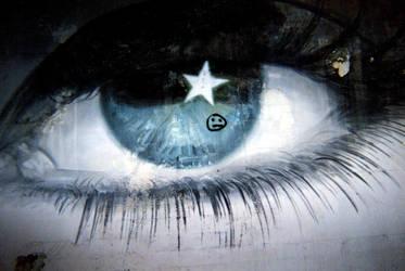 The Eye of Spago, W Hollywood by oscillatorsweep