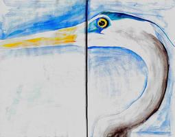 Heron by vertseven