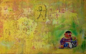 Ernie by vertseven