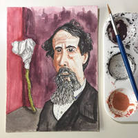 NaNoWriMo: Charles Dickens: A Christmas Carol by vertseven