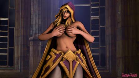 Jaina's Secret by ceraphkeilah