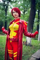 Rachel cosplay 3 by Shiera13