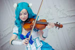 Sailor Neptune by Shiera13