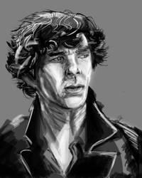 Sherlock by Isdailic