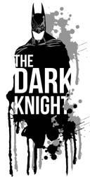 Dark Knight by Isdailic
