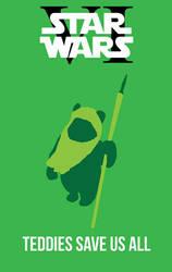 Star Wars 6 by Isdailic
