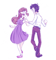 First Dance by kiki-kit